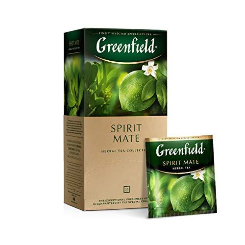 Tee Greenfield herbal SPIRIT MATE 25 Beutel