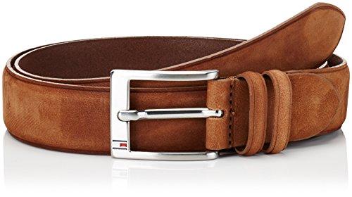 Tommy Hilfiger Herren Houston Adjustable Belt Gürtel, Braun (Cuoio 965), 90 cm