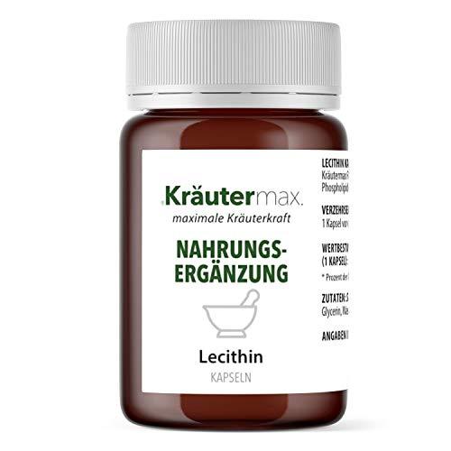 Cápsulas de lecitina polvo de soja pura Suplemento dietético lecitina de soja...