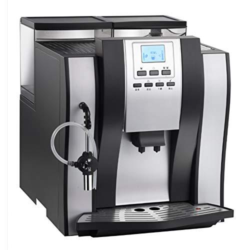 KOUDAG Cafetera Máquina de café Profesional, automática Máquina depresióndomésticaPresión de Bomba Comercial
