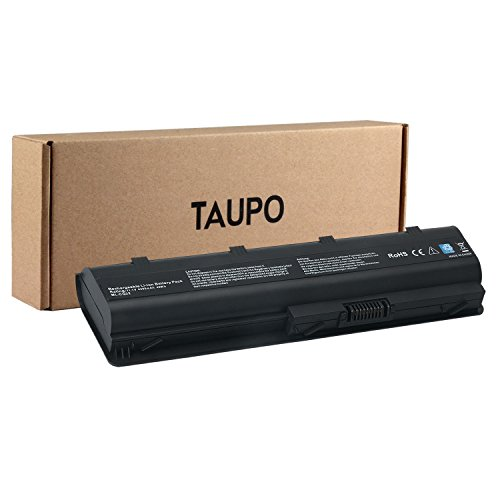 Taupo Laptop Battery Compatible with HP G4 G42 G42-415DX G56 G6 G6-2123US G6-2270DX G6-1B60US G62 G62-340US G62-144DX G7 G7-1310US G7-1150US G7-1260US G7-1338DX G72 G72-C55DX G72-B66US G72-B60US