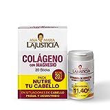 Ana Maria Lajusticia – Pack NUTRE TU CABELLO – Colágeno con Magnesio y Levadura de cerveza con germen de trigo y tiamina. Aportar los nutrientes que tu cabello necesita para mantenerse fuerte y sano.