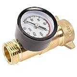 Hourleey Brass Hi-Flow Pressure Water...