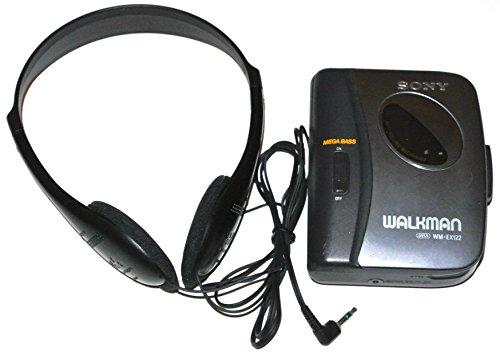 Sony Walkman AVLS WM-EX122 Portable Cassette Player