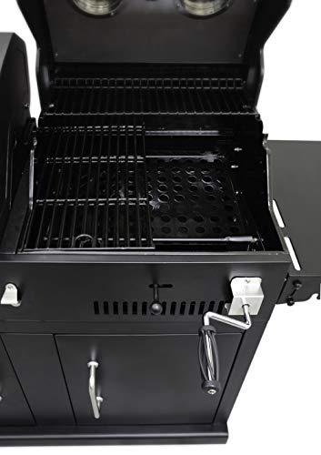 Dyna-Glo DGB730SNB-D Dual Fuel Grill