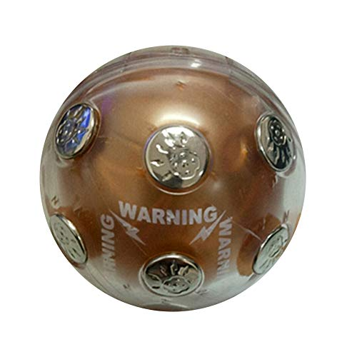 Bola De Choque Eléctrica, Juguete Eléctrico Impactante De Bola Brillante, Shock Ball...