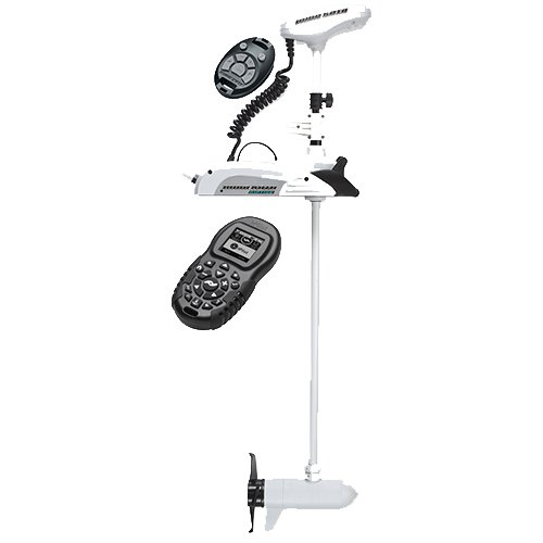 "Minn Kota Riptide Terrova a 80 54"" Shaft Length 80 lbs Thrust 24V Trolling Motor with i-Pilot & Bluetooth"