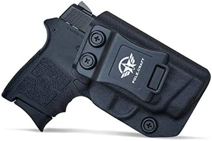Bodyguard 380 Holster IWB Kydex for S W M P Bodyguard 380 with Laser Inside Waistband Carry product image
