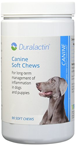 Duralactin Canine Long Term Inflammation Support  90 Soft Chews