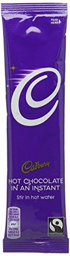 Cadbury Instant Hot Chocolate Stick Pack, 28g (Pack of 30)
