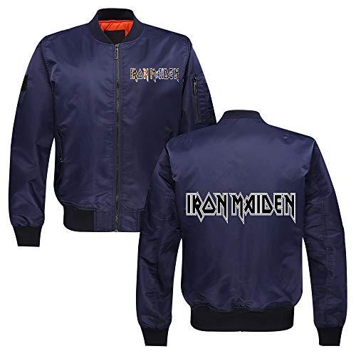 Unisex Iron Maiden Sudaderas El otoño invierno for