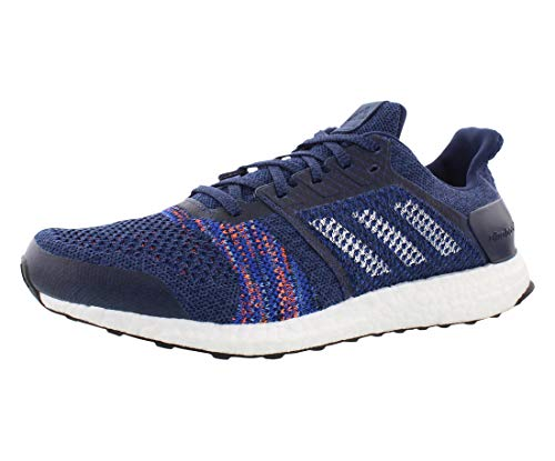 adidas Men's Ultraboost ST, Noble Ink/White/Collegiate Navy, 10.5 M US