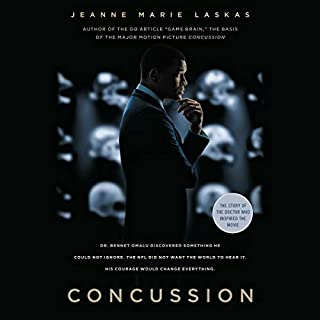Concussion (Movie Tie-in Edition) audiobook cover art