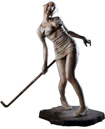 [Mamegyorai Limited] Silent Hill 2 - Bubble Head Nurse (PVC Statue)