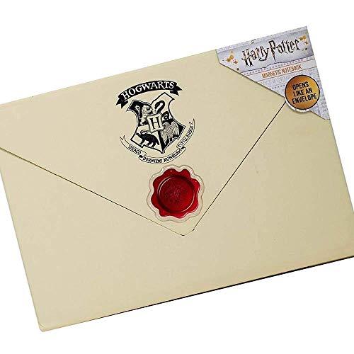 Libreta A5 Envelope Harry Potter