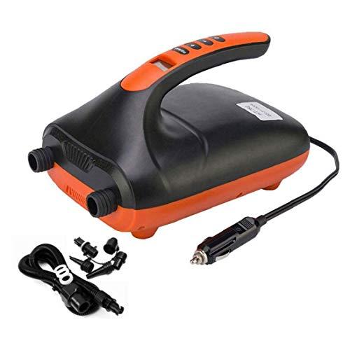Runfon Auto-Luftpumpe Elektrische Inflator Paddle Board Pump Sup Kayak Luftpumpe Hochdruck für Inflatable Boat Sup
