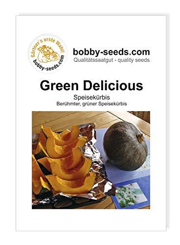 Green Delicious Kürbissamen von Bobby-Seeds, Portion