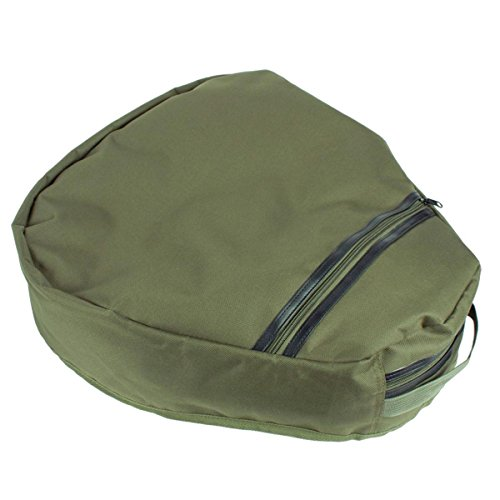 Bisley Shooting Cushion (Filled) 600D Waterproof Polyester Supplied With Filling