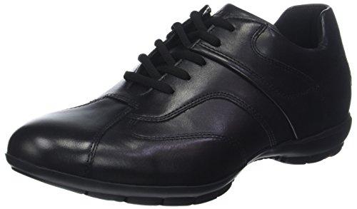 LLOYD Herren Archie Sneaker, Schwarz (Schwarz 0), 41 EU