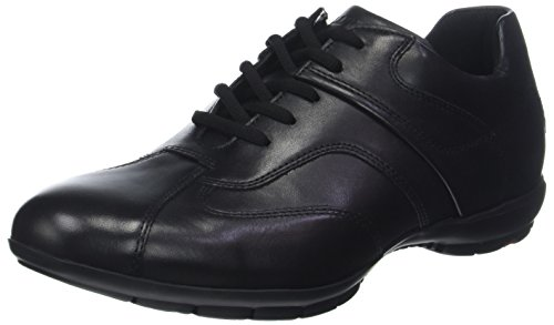 LLOYD Herren Archie Sneaker, Schwarz (Schwarz 0), 44 EU