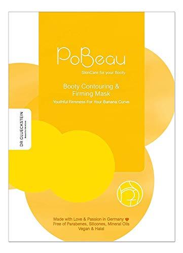 PoBeau Push-Up Hydrogel Po-Maske   12 ml   mit Lifting-Effekt formt und strafft Dank des ultimativen Wirkstoffs Actigym