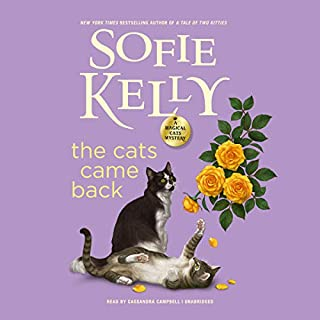 The Cats Came Back audiobook cover art