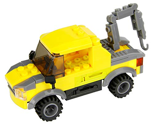 Abanico Hybrid – Carro de Remolque, Compatible con el Sistema Todas Las Marcas conocidas, con 65 Bloques de construcción y 6 STAX, Color carbón (30807)