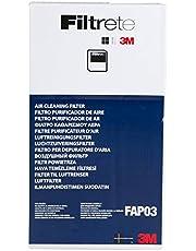 فلاتر غيار لتنقية الهواء فيلتري 3M FAP03 - 4 قطع