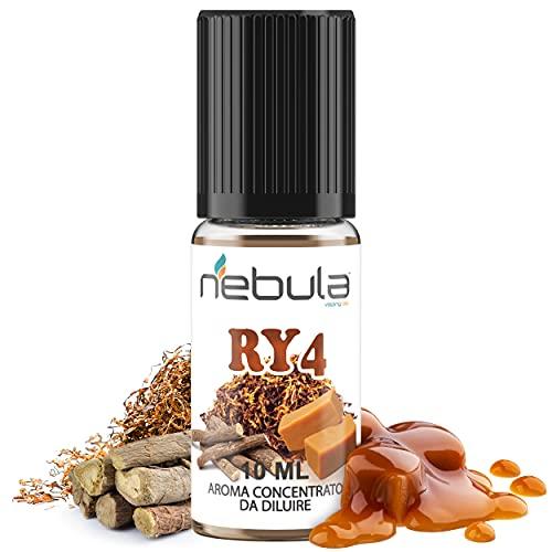 NEBULA Aroma 10 ml tabacco RY4 - MADE IN ITALY