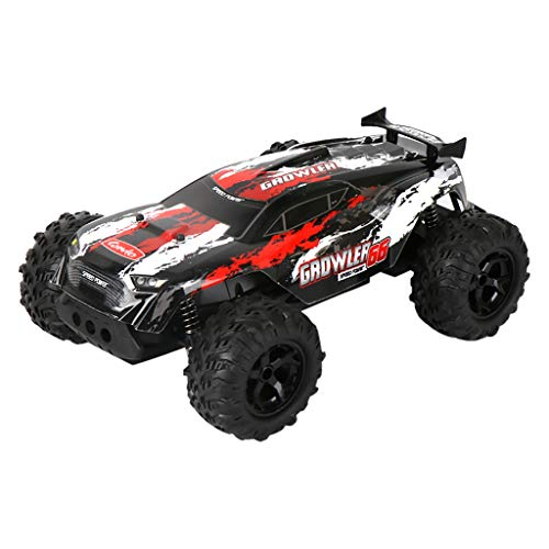Read About HHoo88 1:14 2.4G 2WD High-Speed Off-Road Wireless Remote Control Car Child Toys Gifts All Terrains RC Car, RTR Powerful Durable RC Buggy