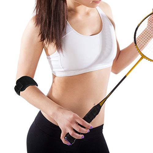 Tyg + EVA Armbågsstödskydd Blå vuxen Tennisarmbåge Tennisarmbåge för att skydda sportarmbåge fitnessutrustning