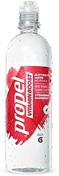 12-Count Propel 20 oz Vitamin Boost (Strawberry Raspberry)