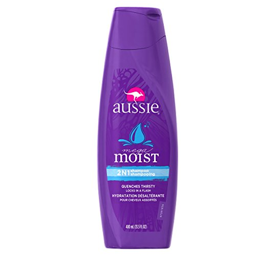 Aussie Moist 2-In-1, 13.5 Fl. Oz (Pack of 6)