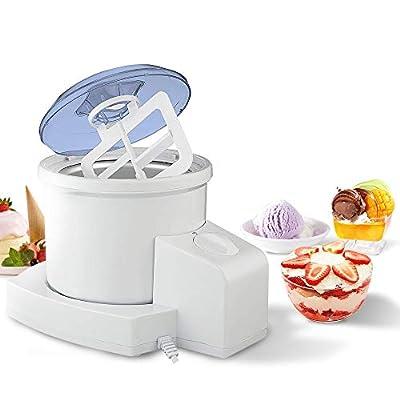 SWIGM CamKing 500ML Automatic Frozen Yogurt-Ice Cream Maker (White), Large7