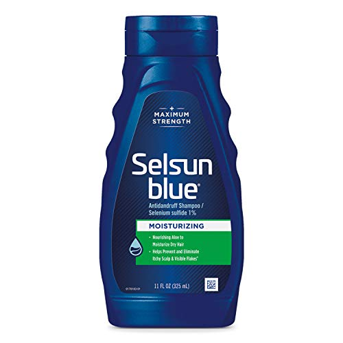 Selsun Blue Naturals - Schuppenshampoo Feuchtigkeitspendend 325 ml