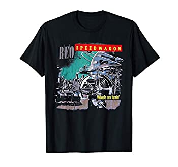 Retro REO Idol Speedwagon Vaporware Legends Rock Music 2021 T-Shirt