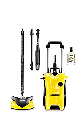Kärcher K5 Compact Home High Pressure Washer with Home Kit from Kärcher