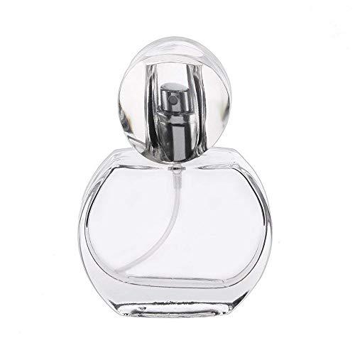 XSM Bouteille De Parfum Belle 30 ML Cristal De Bouteille De Parfum En Verre Rechargeable Bouteille De Parfum pour Bouteille De Stockage De Voyage Utilisez 1 Pcs