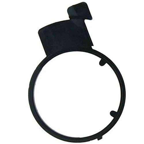 Graef 17011 Abstreifer für Messer EH170 EH170T, Kunststoff, Ersatzteil, schwarz
