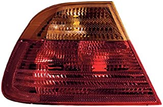 BMW E46 1999-2003 Convertible Coupe Tail light bulb holder Outer wing left