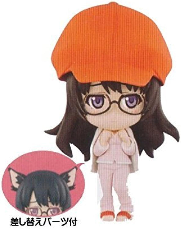 N second bullet Bakemonogatari Katanagatari x H Award queue lottery premium Nishio Ishin Anime project Beste new character  Bakemonogatari  Hanekawa Tsubasa single item (japan import)