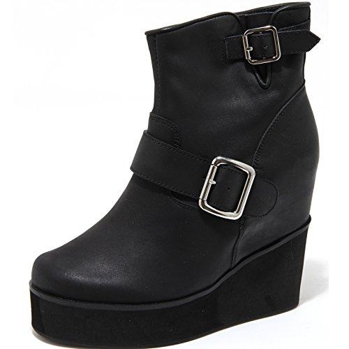 Jeffrey Campbell 6708H Tronchetti Zeppe Donna mclane Scarpe Ankle Boots Women [40]