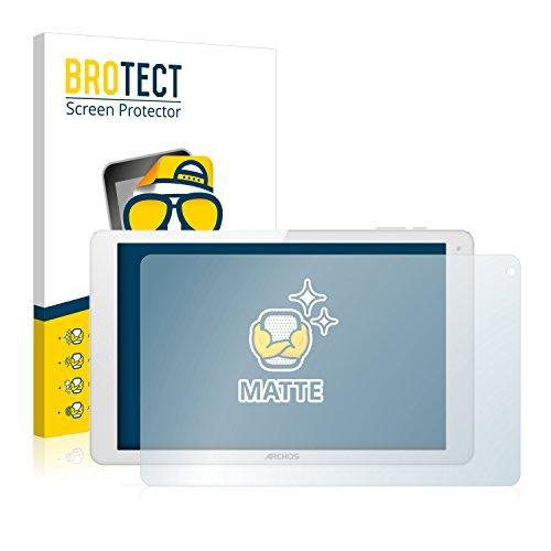 BROTECT 2X Entspiegelungs-Schutzfolie kompatibel mit Archos 101b Xenon Bildschirmschutz-Folie Matt, Anti-Reflex, Anti-Fingerprint