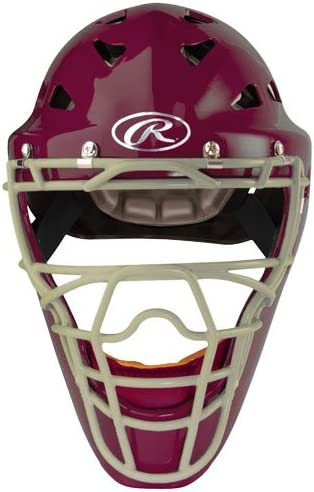 Rawlings Coolflo Daily bargain sale Adult Pro Series cheap Helmet Catchers