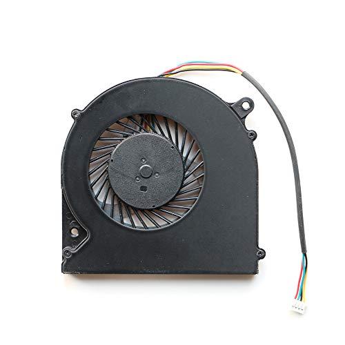 DXCCC Laptop Replacement Cooler Fan for Gigabyte AORUS X3 Plus v3 X3 Plus v5 X3 Plus v7 CPU & GPU Cooling Fan