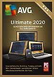 AVG Ultimate 2020 / 1 Jahr|2020|Unbegrenzt / 1 Jahr|12 Monate|PC, Laptop, Tablet, Handy|Aktivierungscode|Download