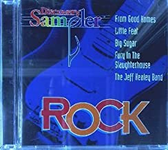 Discovery Sampler (Rock Volume 1) (UK Import) By Little Feat, Big Sugar, Fury in the Slaughterhouse, Jeff Healey Band, From Good Homes (0001-01-01)