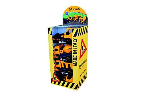 ADRIATIC 6001 Trucks in Display Box - Caja expositora (3