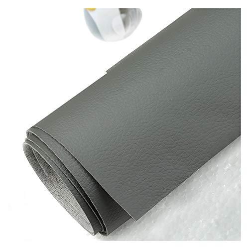 PENGDDP Cuero Artificial PU,Resistente al Desgaste, Cuero Suave Remodelar Muebles Sofá,a Prueba...