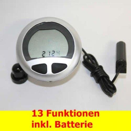 FAHRRADCOMPUTER 13 FUNKTIONEN 40108